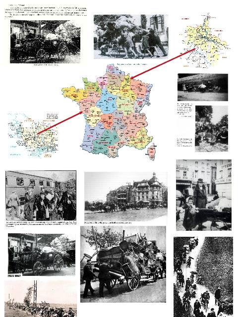 L'Exode Des Ardennais